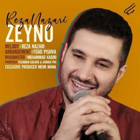 Reza Nazari Zeyno kermanshah music.ir  - دانلود آهنگ رضا نظریزینو